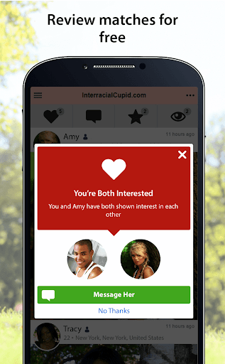 InterracialCupid - Interracial Dating App 2.1.6.1561 screenshots 3