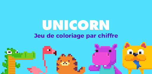 Unicorn Livre De Coloriage Coloriage De Pixel Art Revenue