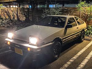 スプリンタートレノ AE86 GT-APEX 3ドア 後期型(S60)のカスタム事例画像 拓海さんの2019年10月10日21:17の投稿