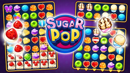 Sugar POP - Sweet Match 3 Puzzle ss1