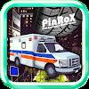 سيارة إسعاف لعبة سباق-تلعب وإنقاذ الأرواح