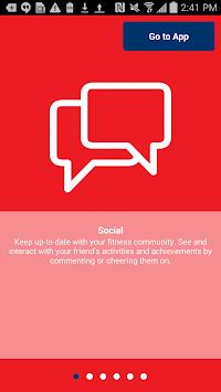 Fitness community dating app