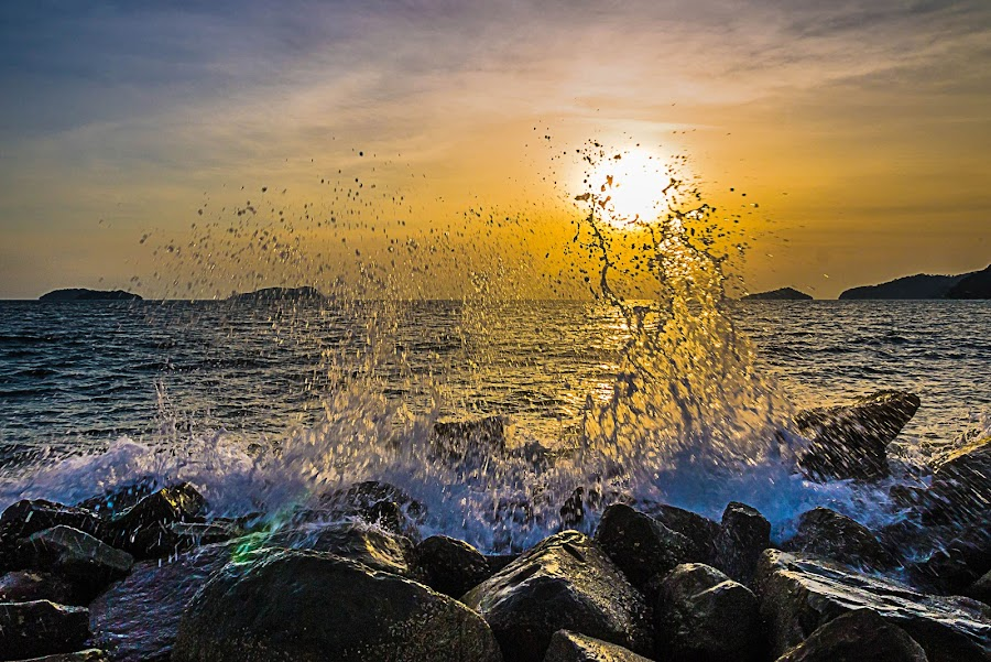 by Azrul Shahizul Nizam Azizoon - Landscapes Waterscapes