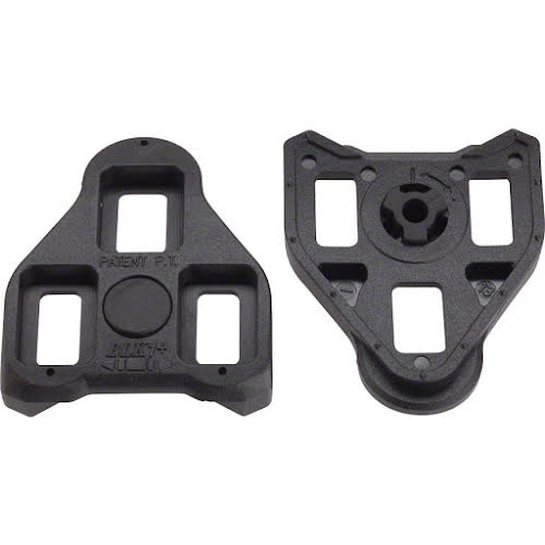 Exustar BLK 1 LOOK Delta Cleats, Fixed
