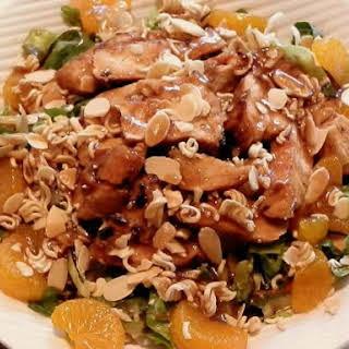 Dee's Chinese Chicken Salad.