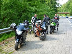 Photo: Abfahrt am Remstecken