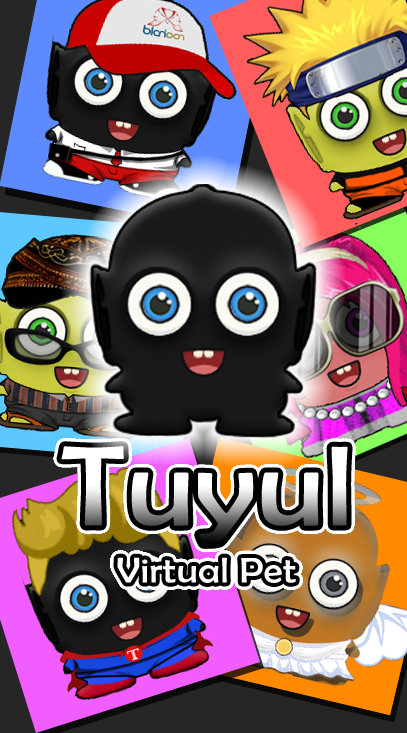 Tamagochi Tuyul - [Best] Virtual Pet Game- screenshot