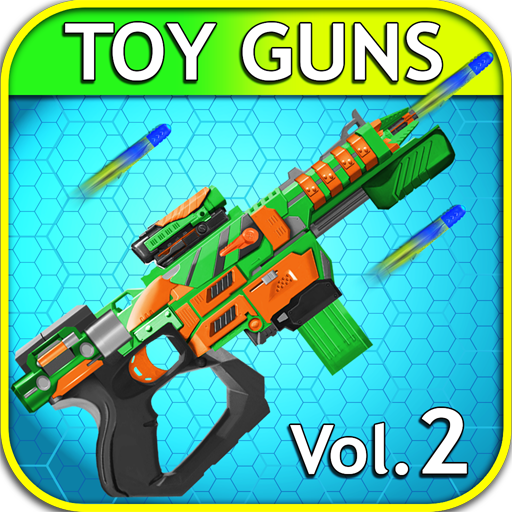 玩具槍 - 武器模拟器 VOL 2 模擬 App LOGO-APP開箱王