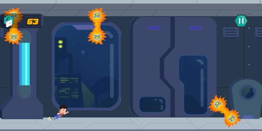 Vir The Robot Boy Run screenshots 5