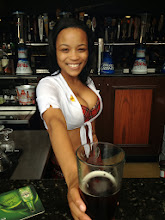 Photo: Jay was busy behind the bar