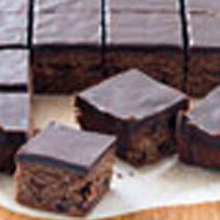 Chocolate Craisin Slice