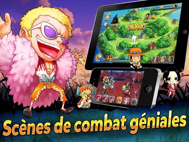 android Monde de Pirates Screenshot 11