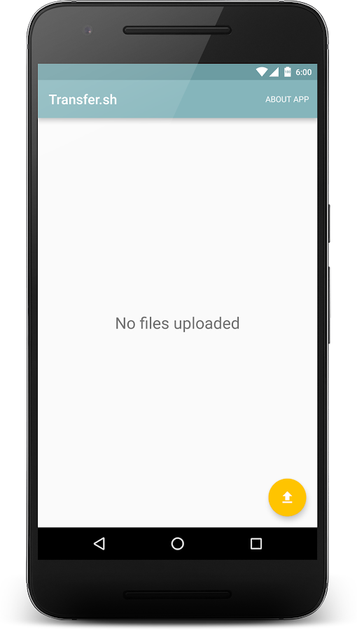 Transfer.sh - Upload and Share- screenshot