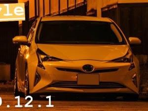 プリウス  ZVW52ーAHXGB  Aのカスタム事例画像 kinchan (チームT.P.F)さんの2019年10月28日08:19の投稿
