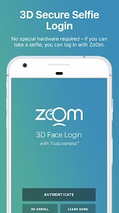 ZoOm Login- screenshot thumbnail