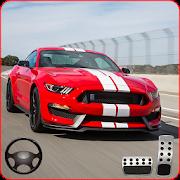 Mustang GT 350r: Extreme City Stunts Drive & Drift