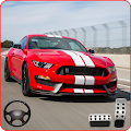 Mustang GT 350r: Extreme City Stunts Drive & Drift APK