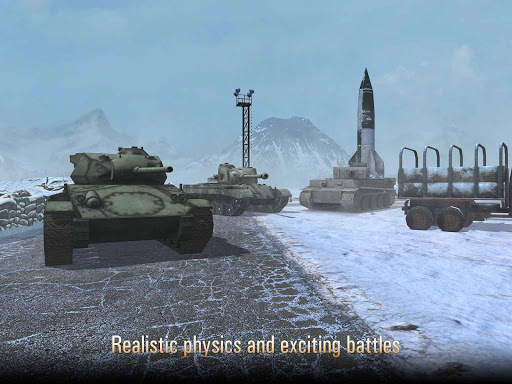 Grand Tanks: Best Tank Games 3.03.6 screenshots 15