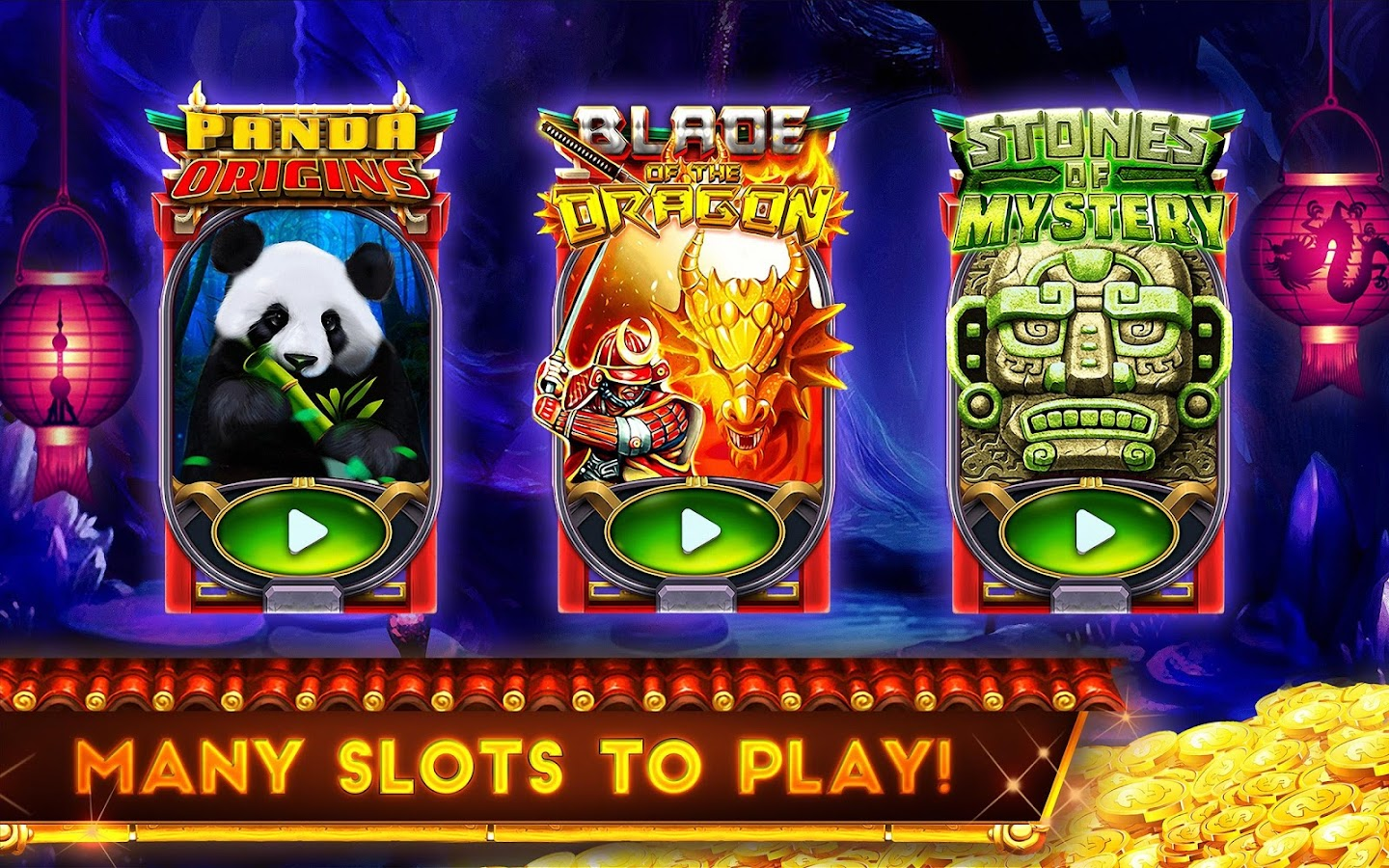 Prosperity Dragon Slot Machine - Play Free Casino Slot Games