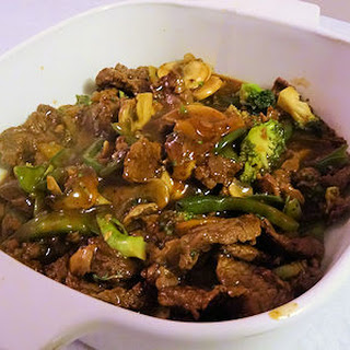 Beef Curry Stir Fry
