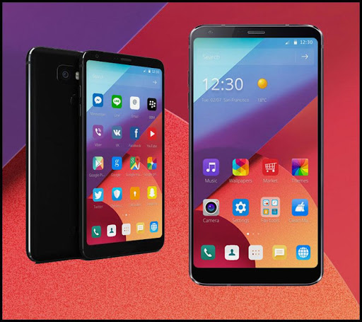 Pixel launcher apk lg g6 | Pixel Dark Theme for LG G6 V20 V30 2 4