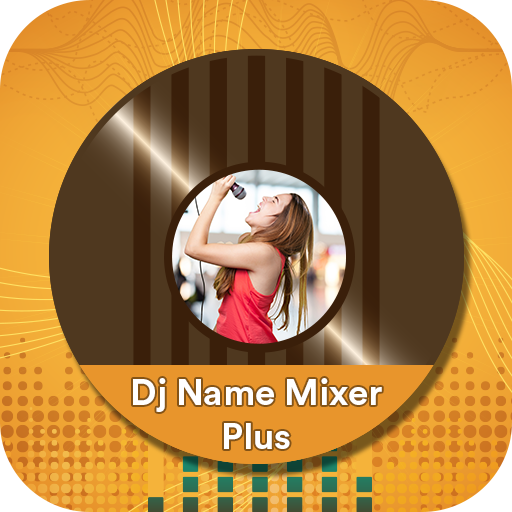 Download DJ Name Mixer - Music Player With Voice Changer app