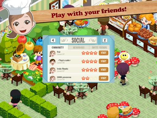 Restaurant Story screenshot 5