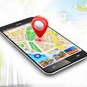 GPS-навигация и телефон Track icon