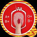 Blood Group Scanner Prank icon