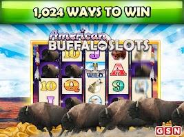 Screenshot of GSN Casino – FREE Slots