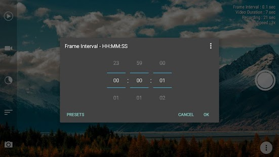 Framelapse - Time Lapse Camera- screenshot thumbnail