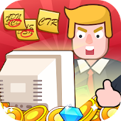 Donald's Office - Work Hard, Be The Boss Android APK Download Free By JOI.GAMES
