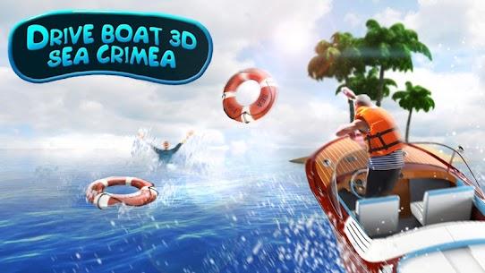 Drive Boat 3D Sea Crimea 1.3 Mod APK Latest Version 2
