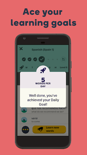 Learn Languages with Memrise - Spanish, French screenshot 7