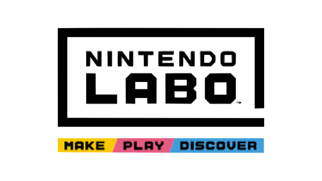 Image result for nintendo labo logo