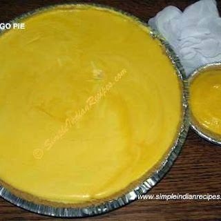 No Bake Mango Pie Recipes