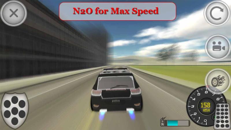Скриншот Police Car Simulator