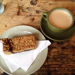 Date & Oat Squares.