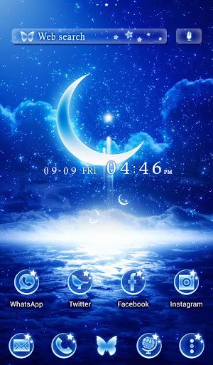 Moonlight Fantasy Free Theme 1.0.0 Windows u7528 5