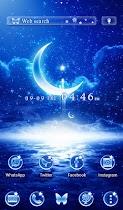 Moonlight Fantasy Free Theme - screenshot thumbnail 05