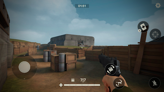 Frontline Guard: WW2 Online Shooter Apk Download For Android 5