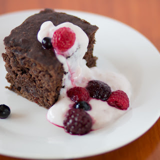 Spiced Beetroot & Chocolate Cake Recipe