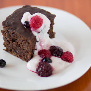 Spiced Beetroot & Chocolate Cake.