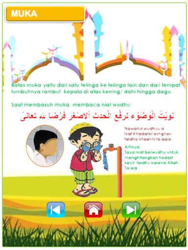 Edukasi Anak Muslim  screenshots 2