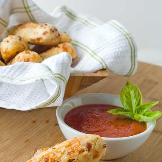 Gluten Free Pizza Breadsticks