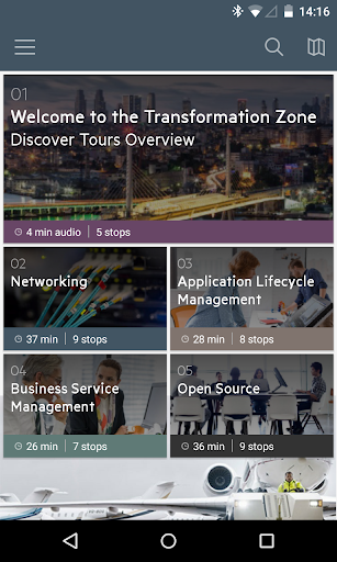 HPE Discover 2015 Tours