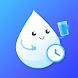 H2Oトラッカー&リマインダー – 水分補給で新陳代謝を活発に - Androidアプリ