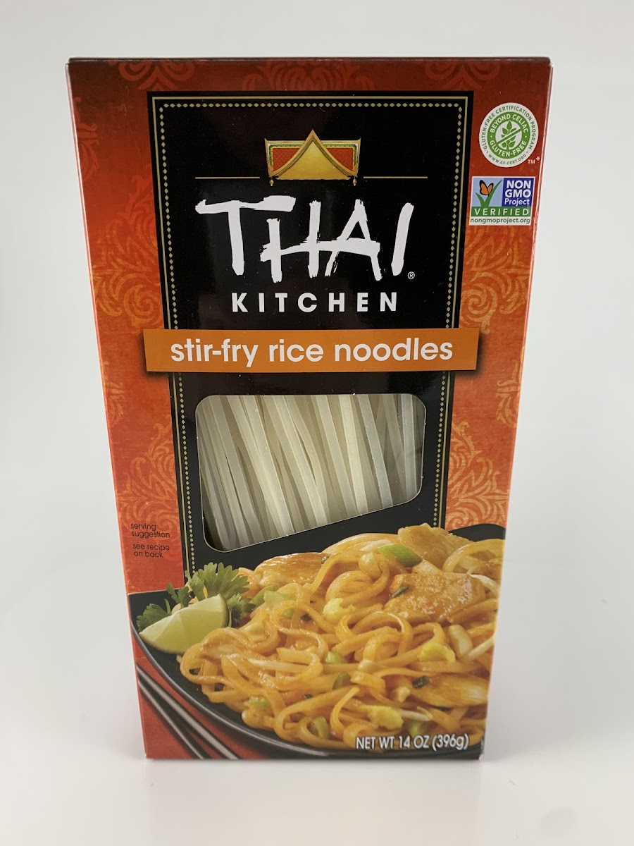Stir-fry Rice Noodles