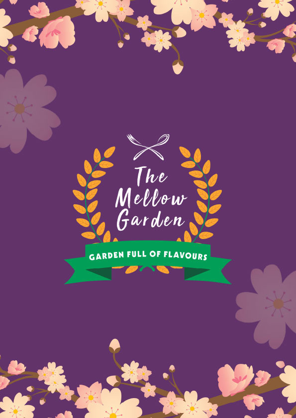 The Mellow Garden menu 1