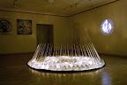 """""""©Алексей Кострома «Скорость падения». 2008 Мультимедийная инсталляция"""""""